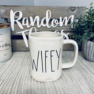 NWT Rae Dunn WIFEY Mug
